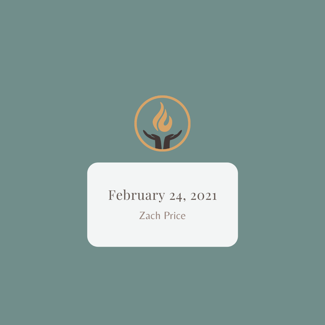 February 24 2021 Zach Price