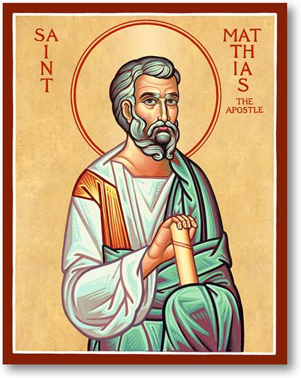 Saint Matthias The Apostle